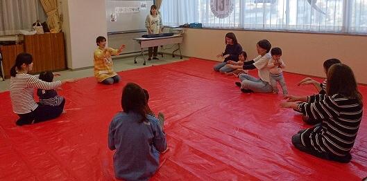 リトミックキッズ〜親子で楽しむ秋のリトミック
