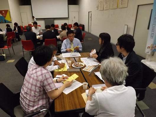 企業とNPOの協働セミナー