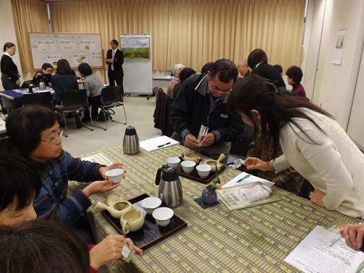 まち・コレ9 ほっこり日本茶道場