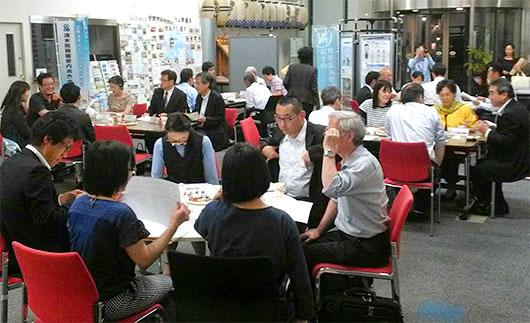 NPOと企業の交流会