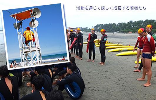 静岡県ライフセービング協会